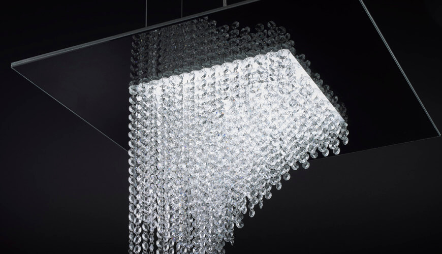 contemporary-crystal bespoke chandeliers