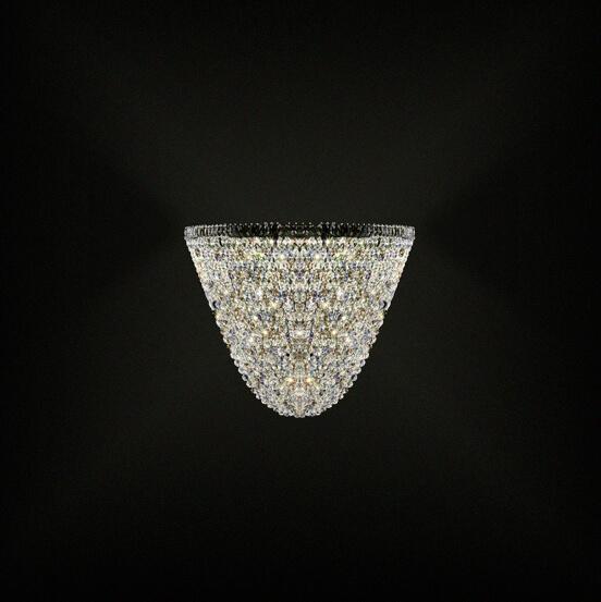 egyedi kristály csillár