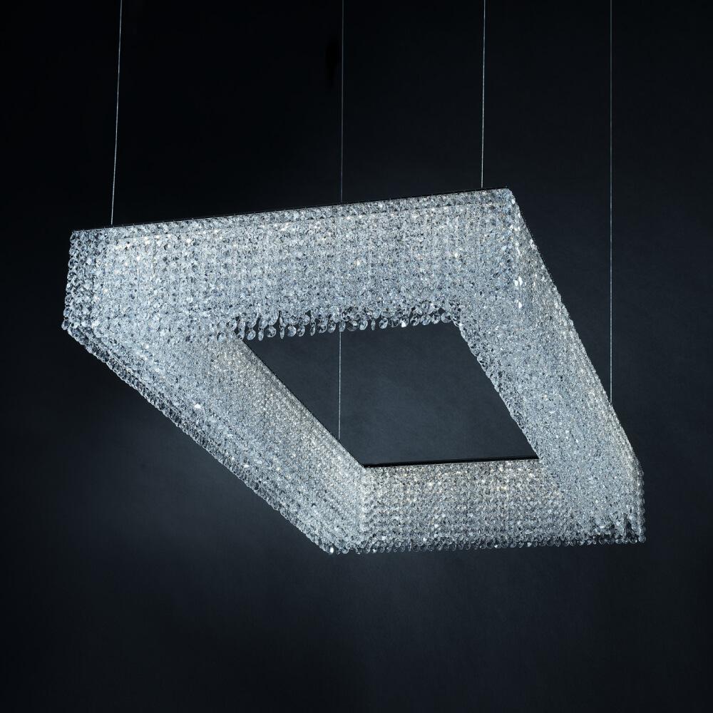 kristály csillár egyedileg